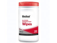 Medipal Alcohol Wipes 20gsm (130mm x 150mm) 70% IPA