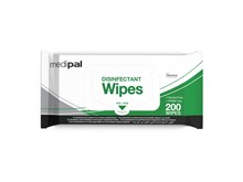 Medipal 3-in-1 Disinfectant Flow Wrap Wipes