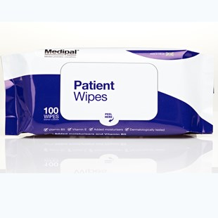 Medipal Patient Wipes - GHS000