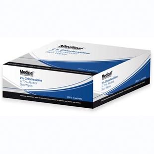Medipal Chlorhexidine Skin Wipes - GHS001