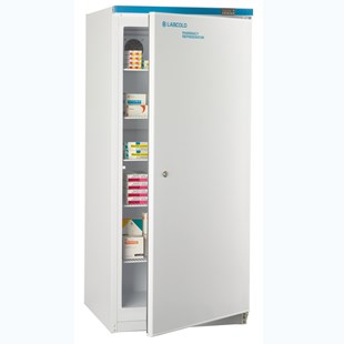 505L Solid Door Pharmacy Refrigerator - HQR010