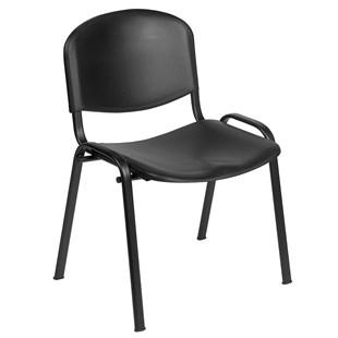 Venus Visitor Chair in Black - HQS020