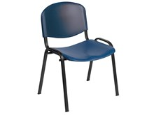Venus Visitor Chair in Blue
