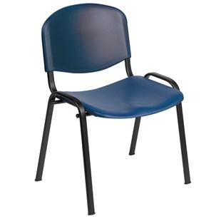 Venus Visitor Chair in Blue - HQS021
