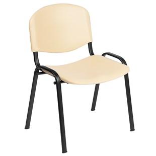 Venus Visitor Chair in Beige - HQS023