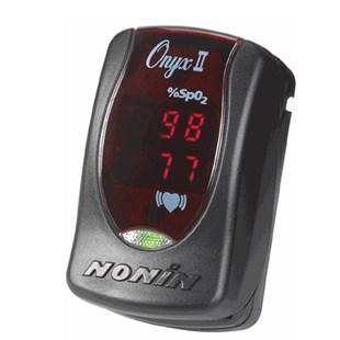 Nonin 9550 Onyx II Pulse Oximeter Black - SRP061